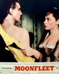 Lobby card from Moonfleet (1955) (3)