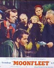 Lobby card from Moonfleet (1955) (4)