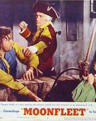 Lobby card from Moonfleet (1955) (5)
