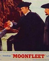 Lobby card from Moonfleet (1955) (8)