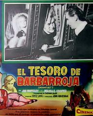 Mexican lobby card from Moonfleet (1955) (1)