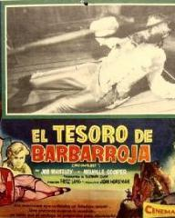 Mexican lobby card from Moonfleet (1955) (8)