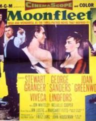 Poster for Moonfleet (1955) (3)