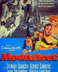 Poster for Moonfleet (1955) (4)