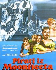 Yugoslav poster for Moonfleet (1955) (1)