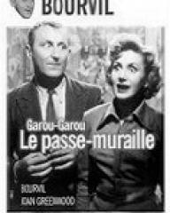 Bourvil (as Leon Dutilleul) in a French DVD cover of Mr. Peek-a-Boo (1951) (1)