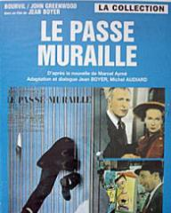 French video cover from Mr. Peek-a-Boo (1951) (1)