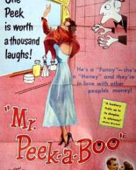 Poster for Mr. Peek-a-Boo (1951) (1)