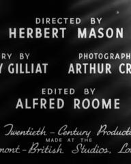 Main title from Mr Proudfoot Shows a Light (1941) (3)