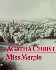 Main title from the 1985 'A Murder Is Announced' episode of Agatha Christie's Miss Marple (1984-1992) (1)