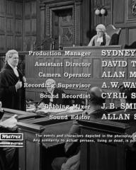 Main title from Murder Most Foul (1964) (11)