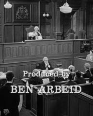 Main title from Murder Most Foul (1964) (14).  Produced by Ben Arbeid