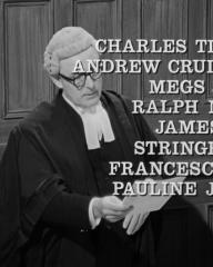 Main title from Murder Most Foul (1964) (6).  With Charles Tingwell Andrew Cruickshank, Megs Jenkins, Ralph Michael, James Bolam, Stringer Davis, Francesca Annis, Pauline Jameson