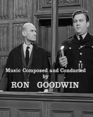 Main title from Murder Most Foul (1964) (8).  Music composed and conducted by Ron Goodwin