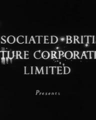 Main title from Murder Without Crime (1950) (1). Associated British Picture Corporation Limited presents