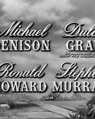 Main title from My Brother Jonathan (1948) (2). Michael Denison, Dulcie Gray, Ronald Howard, Stephen Murray