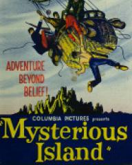 Australian poster for Mysterious Island (1961) (1)
