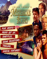 DVD cover of Mysterious Island (1961) (3)