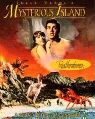 Mysterious Island DVD from Sony, 2002