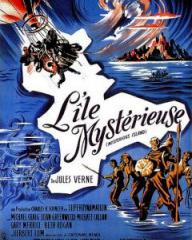 French poster for Mysterious Island (1961) (1)