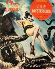 French poster for Mysterious Island (1961) (2)
