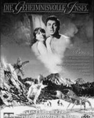 German DVD cover of Mysterious Island (1961) (1)