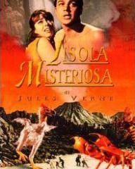 Italian DVD cover of Mysterious Island (1961) (1)