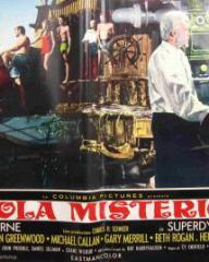 Italian lobby card from Mysterious Island (1961) (4)