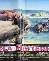 Italian lobby card from Mysterious Island (1961) (5)
