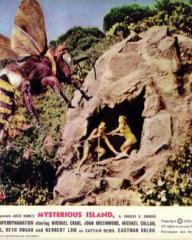 Lobby card from Mysterious Island (1961) (11)