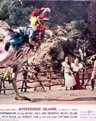Lobby card from Mysterious Island (1961) (13)