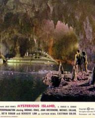 Lobby card from Mysterious Island (1961) (15)