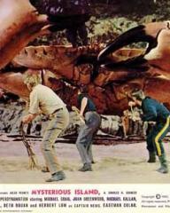 Lobby card from Mysterious Island (1961) (17)