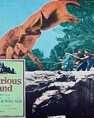 Lobby card from Mysterious Island (1961) (3)