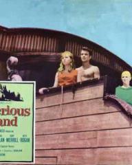 Lobby card from Mysterious Island (1961) (4)