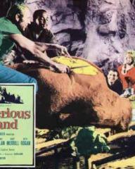 Lobby card from Mysterious Island (1961) (5)