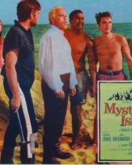 Lobby card from Mysterious Island (1961) (6)