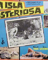 Mexican lobby card from Mysterious Island (1961) (6)