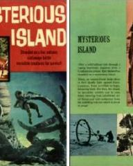 Poster for Mysterious Island (1961) (4)