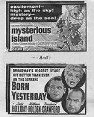 Poster for Mysterious Island (1961) (5)