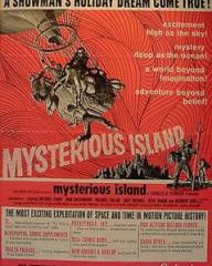 Poster for Mysterious Island (1961) (6)