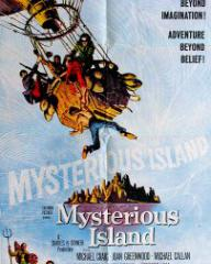 Poster for Mysterious Island (1961) (7)