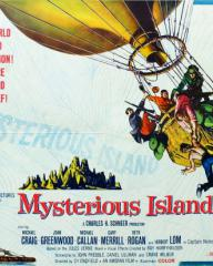 Poster for Mysterious Island (1961) (9)