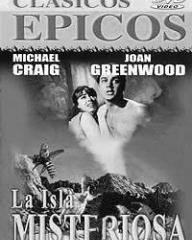 Spanish DVD cover of Mysterious Island (1961) (1)