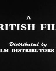 Main title from The Naked Truth (1957) (2).  A British film distributed by Rank Film Distributors Limited