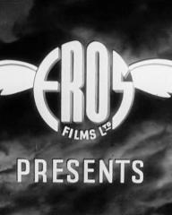 Main title from The Narrowing Circle (1956) (1).  Eros Films Ltd presents