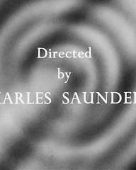 Main title from The Narrowing Circle (1956) (8).  Directed by Charles Saunders