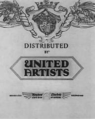 Main title from Nell Gwyn (1934) (5).  Distributed by United Artists