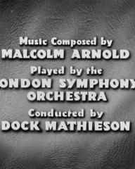 Main title from The Night My Number Came Up (1955) (12)