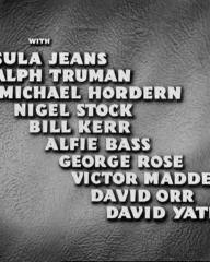 Main title from The Night My Number Came Up (1955) (7)